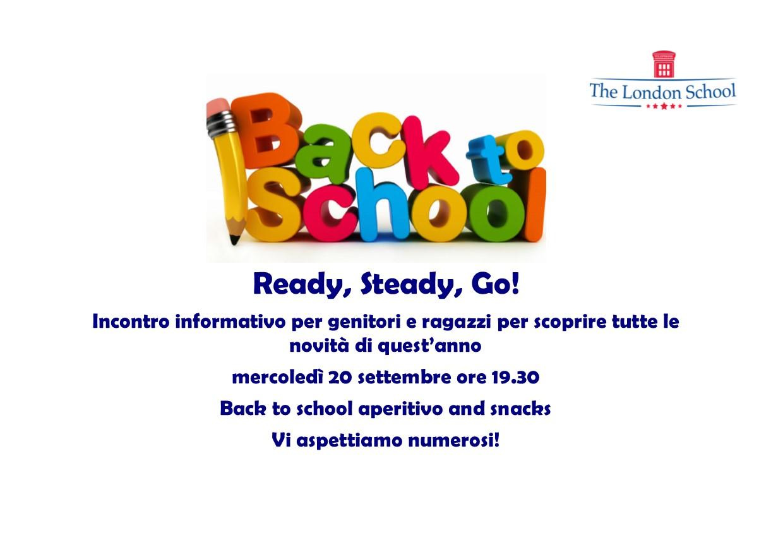 incontro informativo corsi per bambini e ragazzi